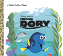 Finding Dory: A Little Golden Book