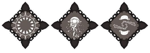 Azogun Emblems