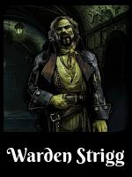 Warden Strigg Port