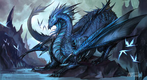 Blue dragon by jmxd-d6ttgjq