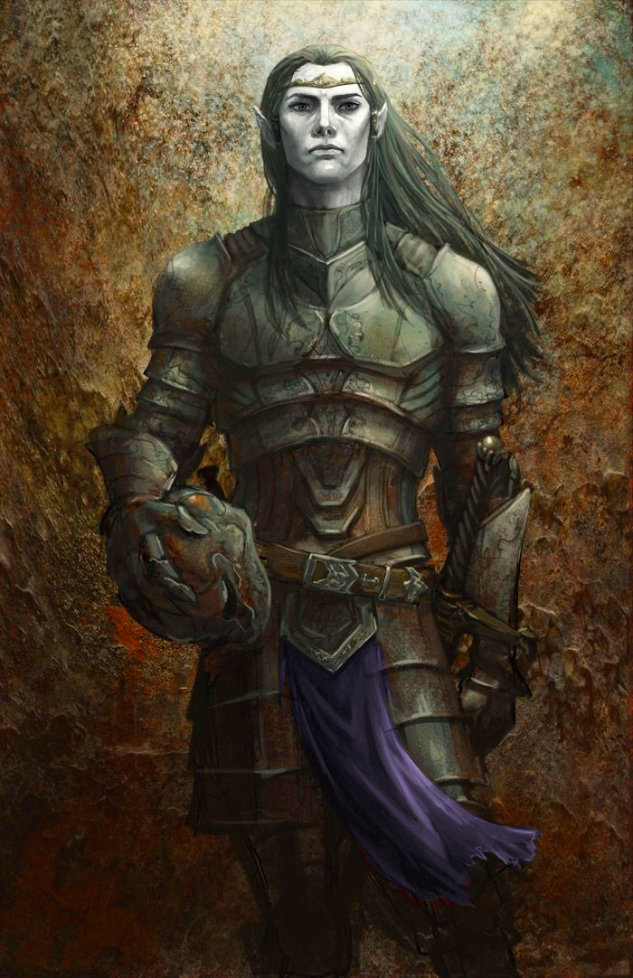 Grey Elves Mith 198 Ldon Findle Wiki Fandom Powered By