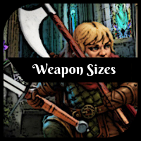 Weapon Sizes