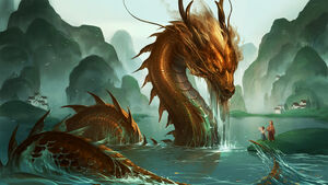 Chinese-Dragon-In-Ocean-Wallpapers-3D