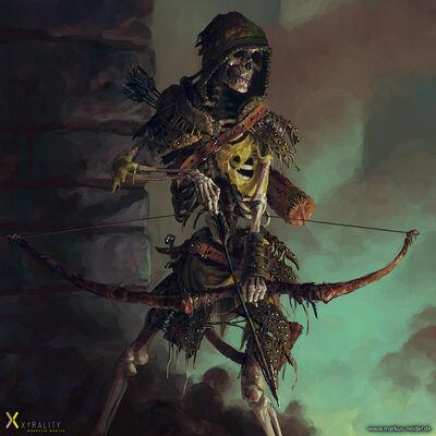 Markus-neidel-skeleton-archer