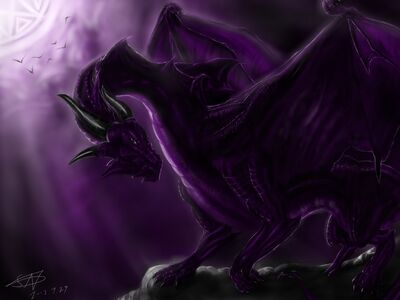Shadow dragon by shadownight456-d6fkctj