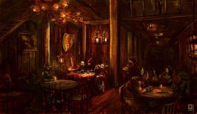 Red Ogre Inn