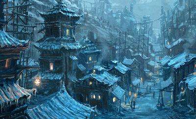 20-chinese-village-design-illustration