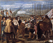 220px-Velazquez-The Surrenderof Breda