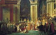 220px-Jacques-Louis David, The Coronation of Napoleon edit