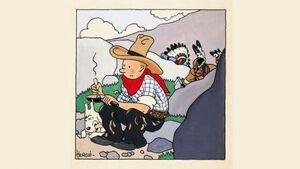 Tin tin cowboy a l