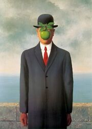 Magritte TheSonOfMan