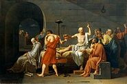 220px-David - The Death of Socrates