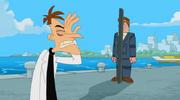 Hide and Seek Norm Doofenshmirtz