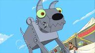 Rover holding the Molecular Separator