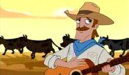 The Magnificent Few cowboy