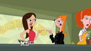 Vanessa as Candace and Candace as Vanessa