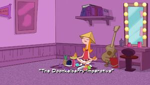 The Doonkelberry Imperative