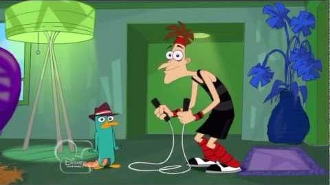 Dance Baby - Phineas and Ferb HD
