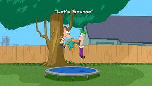 Let's Bounce title