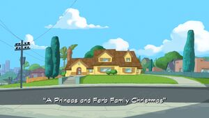 647px-A Phineas and Ferb Family Christmas Title Card