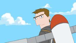 Monty Monogram Jetpack