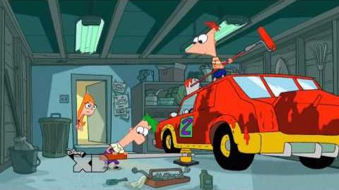 Fineasz i Ferb - Halloween 2011 (Phineas and Ferb - Halloween 2011) - Intro