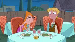 830px-Candace and Jeremy enjoying dinner