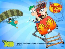 Fineasz, Ferb i Agent Pepe