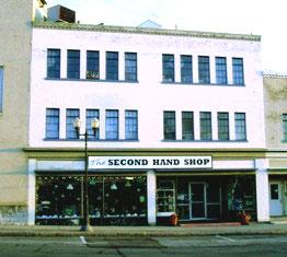 The Second-hand-shop Geneva