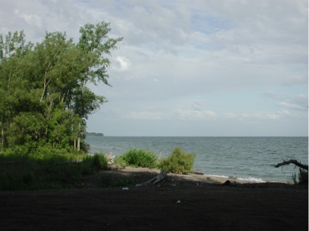 File:Lake Ontario from shore.jpg