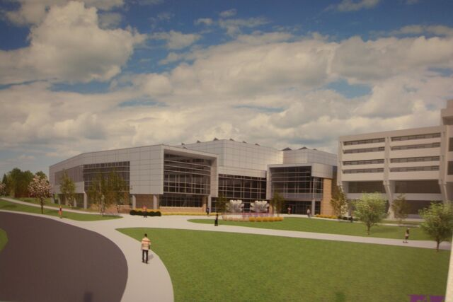 File:New FLCC Student Life Center design plan drawing-Finger Lakes Community College.jpg