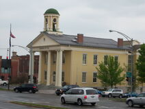 Canandaigua City Hall, New York
