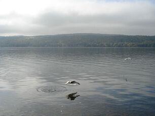 Honeoye Lake, New York