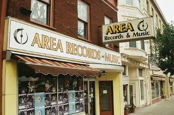 Area Records & Music, Geneva, New York