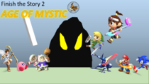Finish the Story 2 Age of Mystic
