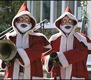 Robot Santas