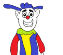 Gary the clown