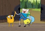 Adventure Time Finn Jake