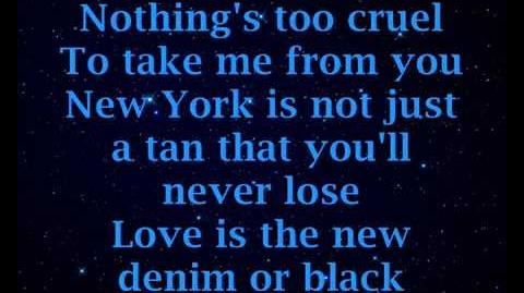 Lady Gaga Marry The Night Lyrics