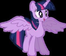 Twilight sparkle alicorn by 90sigma-d5v8fc1