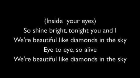 Diamonds - Rihanna Lyrics