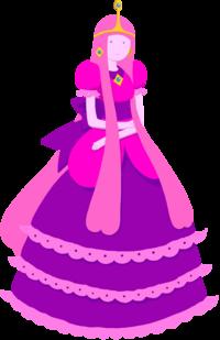 Queen Bubblegum