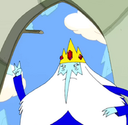 Ice king peace