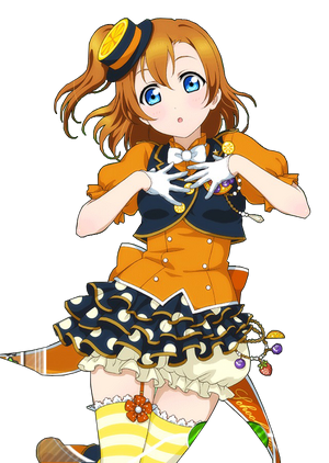 Render honoka by chisaki3022-d7jnqtm
