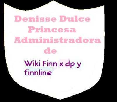 Denisse Dulce Princesa