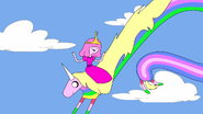 Princess Bubblegum Young in Theme Song