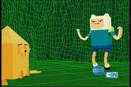 Finn en el videojuego