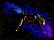 Draconian cruiser