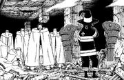 Maki vs White Hoods