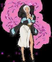Hibana's Appearance